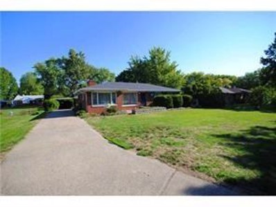 2438 E Thompson Road, Indianapolis, IN 46227 - MLS#: 21566045