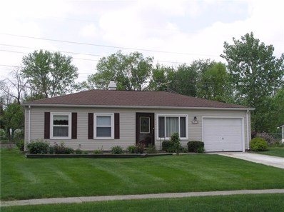 417 Murphy Lane, Brownsburg, IN 46112 - MLS#: 21566048