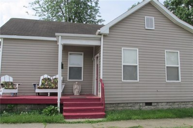 1702 S Draper Street, Indianapolis, IN 46203 - MLS#: 21566105