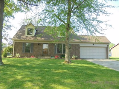 1125 Cottonwood Drive, Columbus, IN 47203 - #: 21566117