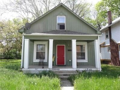 3528 Salem Street, Indianapolis, IN 46208 - #: 21566190