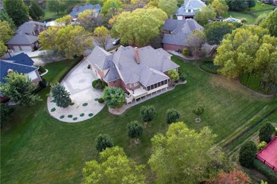 3708 Bent Tree Lane, Greenwood, IN 46143 - MLS#: 21566201