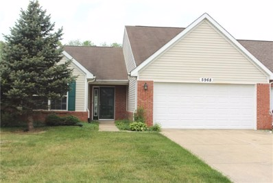 5968 Oberlies Way, Plainfield, IN 46168 - #: 21566270