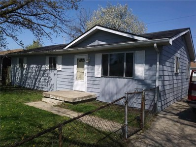 2645 Dietz Street, Indianapolis, IN 46203 - #: 21566300