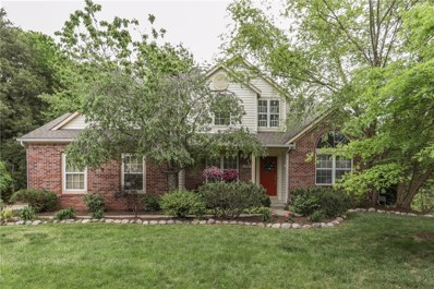 4737 Oakleigh Court, Greenwood, IN 46143 - #: 21566369