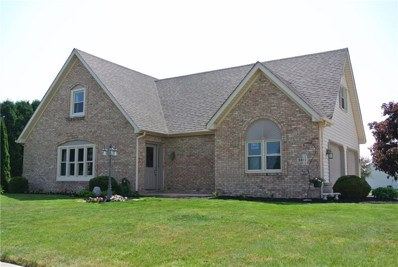 5457 S Country Manor Lane, Anderson, IN 46013 - #: 21566370