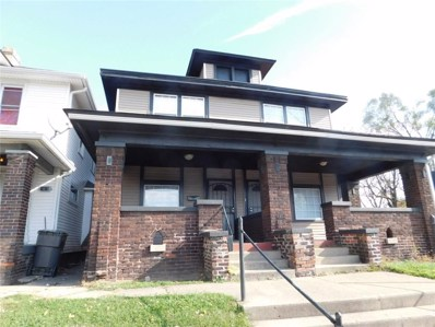 1421 S East Street, Indianapolis, IN 46225 - #: 21566463