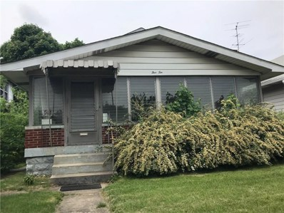 510 N Emerson Avenue, Indianapolis, IN 46219 - MLS#: 21566530