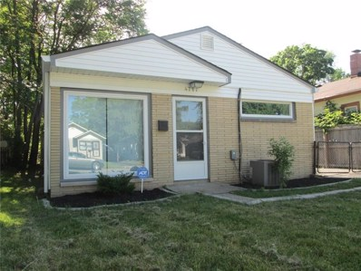 4717 N Crittenden Avenue, Indianapolis, IN 46205 - #: 21566542