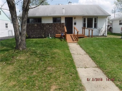 4731 N Wellington Avenue, Indianapolis, IN 46226 - #: 21566706