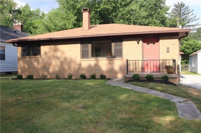 5829 Rosslyn Avenue, Indianapolis, IN 46220 - #: 21566725