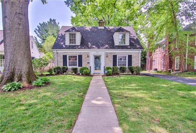 6928 Warwick Road, Indianapolis, IN 46220 - #: 21566726