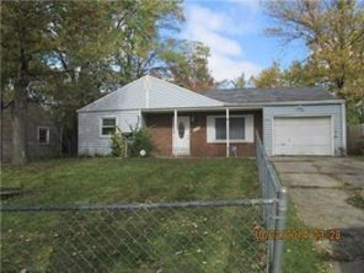 6174 Raleigh Drive, Indianapolis, IN 46219 - #: 21566747