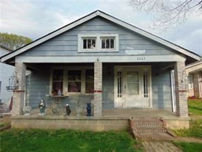 2645 Collier Street, Indianapolis, IN 46241 - MLS#: 21566819