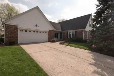 533 S Oakwood Drive, Greenwood, IN 46142 - MLS#: 21566828