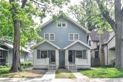 427 N Bancroft Street, Indianapolis, IN 46201 - MLS#: 21566844