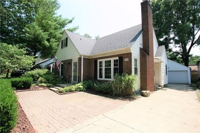 2533 Kessler Boulevard East Drive, Indianapolis, IN 46220 - MLS#: 21566855