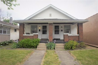 3922 E 10th Street, Indianapolis, IN 46201 - MLS#: 21566868