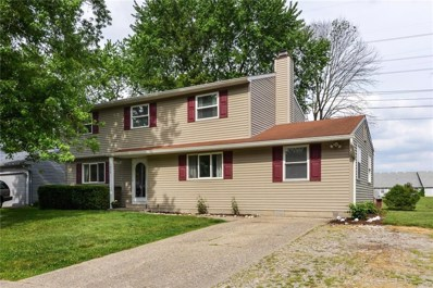 1619 Mutz Drive, Indianapolis, IN 46229 - #: 21566893