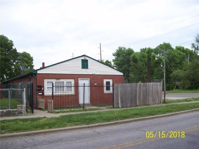 1005 N Pershing Avenue, Indianapolis, IN 46222 - #: 21566895