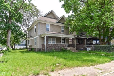3061 N New Jersey Street, Indianapolis, IN 46205 - #: 21566905