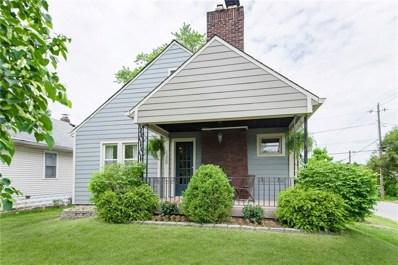 1228 N Drexel Avenue, Indianapolis, IN 46201 - #: 21566908