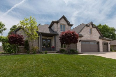1063 Mount Vernon Drive, Greenwood, IN 46142 - #: 21566965