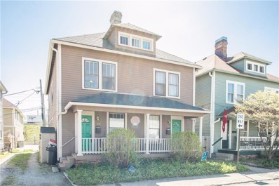 231 Fulton Street, Indianapolis, IN 46202 - #: 21566970