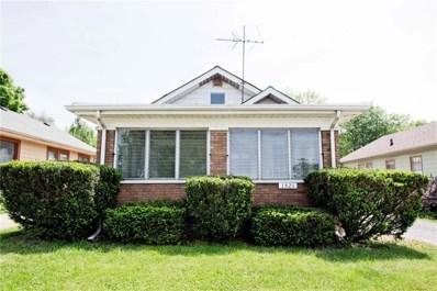 1521 N Euclid Avenue, Indianapolis, IN 46201 - #: 21566990