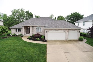 3577 Sugar Maple Court, Greenwood, IN 46142 - #: 21567008