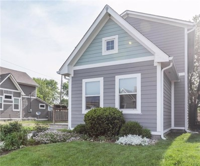 1405 Olive Street, Indianapolis, IN 46203 - #: 21567051