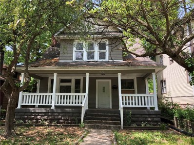 1122 Newman Street, Indianapolis, IN 46201 - #: 21567092