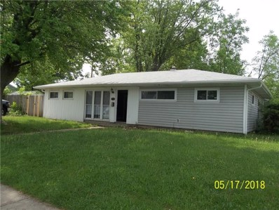 4745 N Kenyon Drive, Indianapolis, IN 46226 - #: 21567117