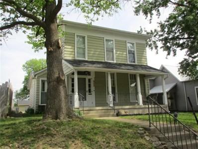 902 E Main Street, Crawfordsville, IN 47933 - #: 21567144