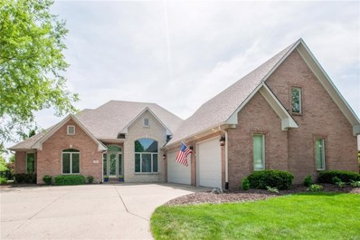 7235 Franklin Parke Boulevard, Indianapolis, IN 46259 - #: 21567212