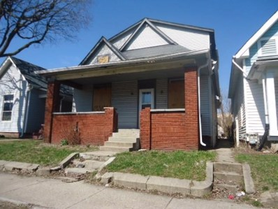 54 E Legrande Avenue, Indianapolis, IN 46225 - #: 21567227
