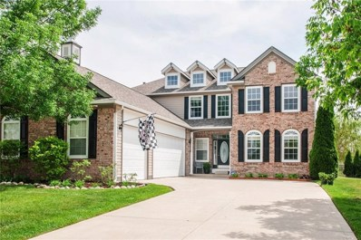 12647 Brookdale Drive, Fishers, IN 46037 - #: 21567230