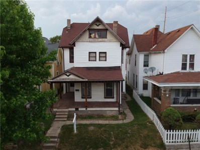 1322 Marlowe Avenue, Indianapolis, IN 46202 - MLS#: 21567233