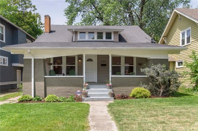 4254 Carrollton Avenue, Indianapolis, IN 46205 - #: 21567251