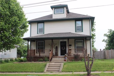 622 E Pike Street, Crawfordsville, IN 47933 - MLS#: 21567276