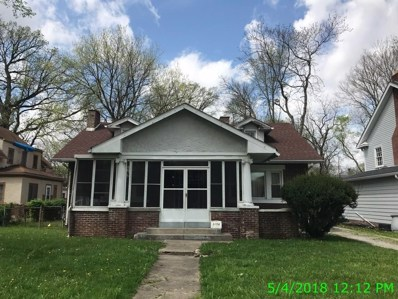 3456 Winthrop Avenue, Indianapolis, IN 46205 - #: 21567283