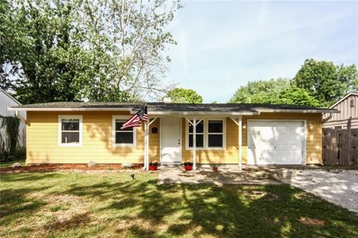 1012 Gary Drive, Plainfield, IN 46168 - MLS#: 21567295