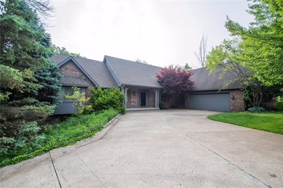 8621 Bay Colony Drive, Indianapolis, IN 46234 - #: 21567432