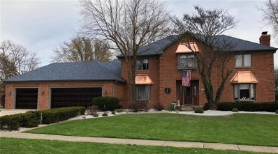 2177 Willow Lake Drive, Greenwood, IN 46143 - MLS#: 21567465
