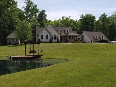 431 N Bull Frog Hollow, Martinsville, IN 46151 - #: 21567476