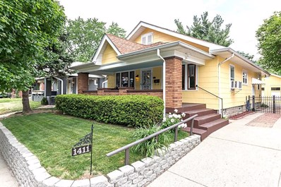 1411 Shannon Avenue, Indianapolis, IN 46201 - #: 21567523