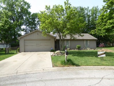 7825 Shrike Court, Indianapolis, IN 46256 - #: 21567574
