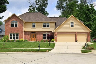 7622 Franklin Parke Woods, Indianapolis, IN 46259 - #: 21567580