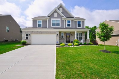 1663 Windswept Drive, Greenwood, IN 46143 - MLS#: 21567610