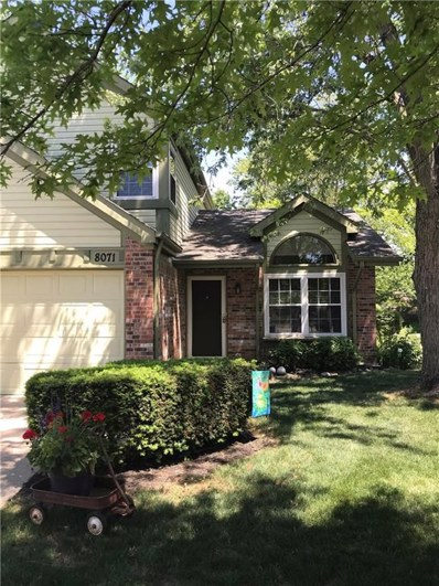 8071 Stonebranch East Drive, Indianapolis, IN 46256 - #: 21567624